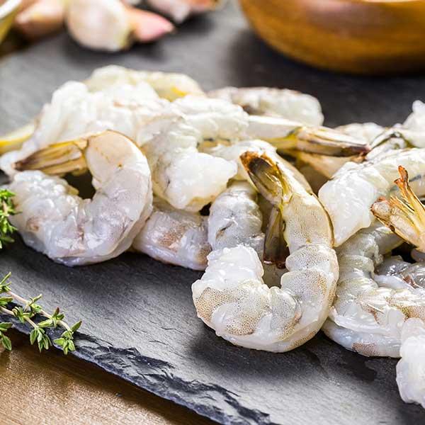Peeled & Deveined Shrimps